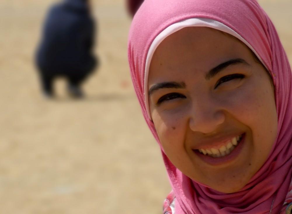 Dalia Bayoumy