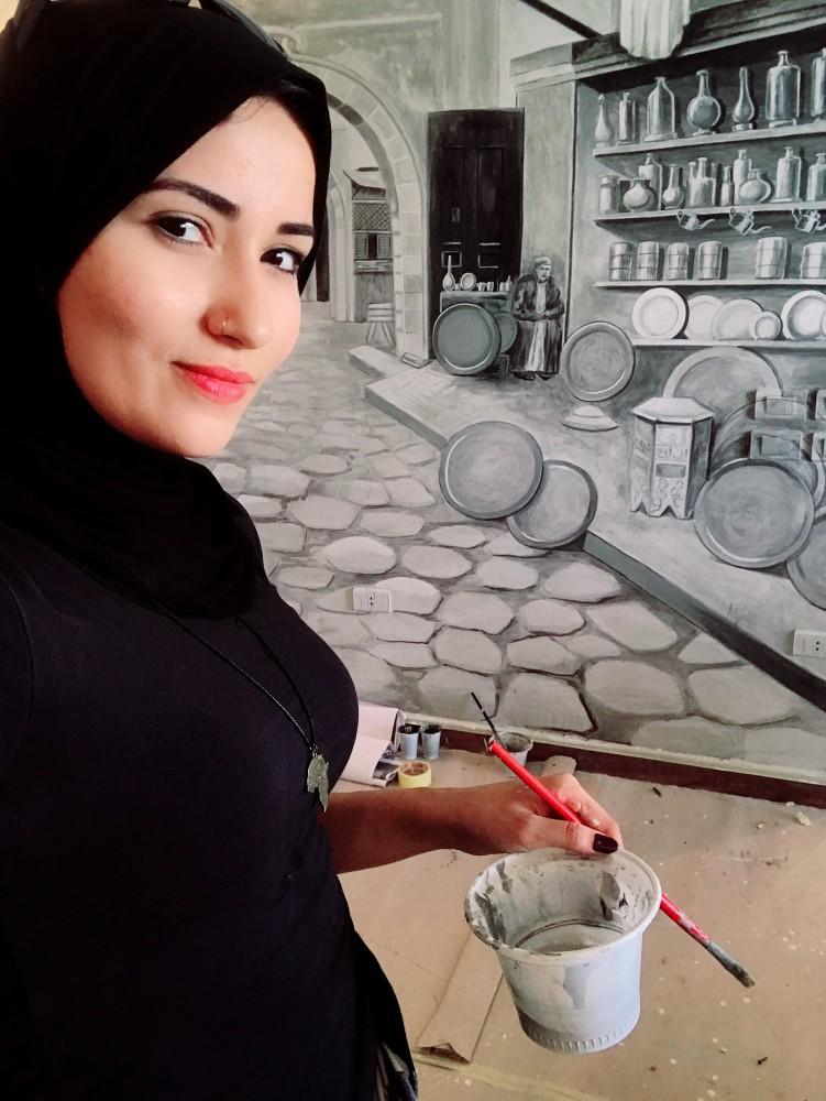 نجلاء احمد عبدالله