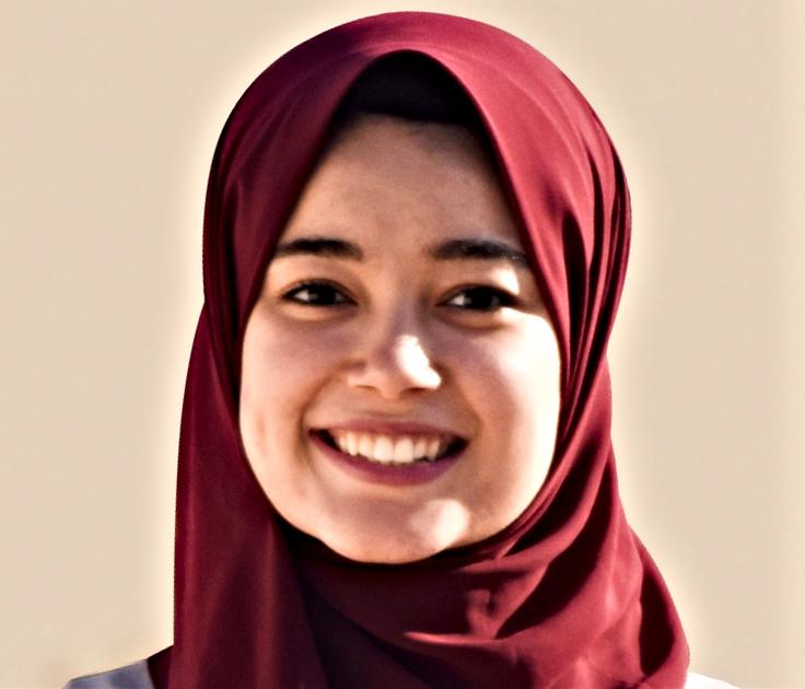 مريم المغازي