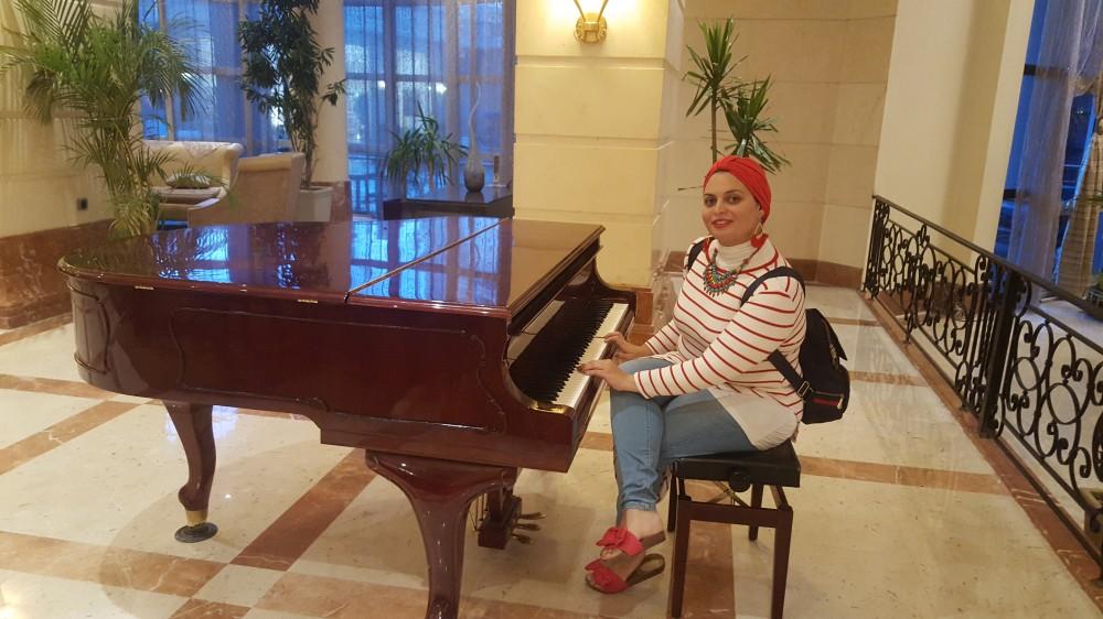 سالي حافظ