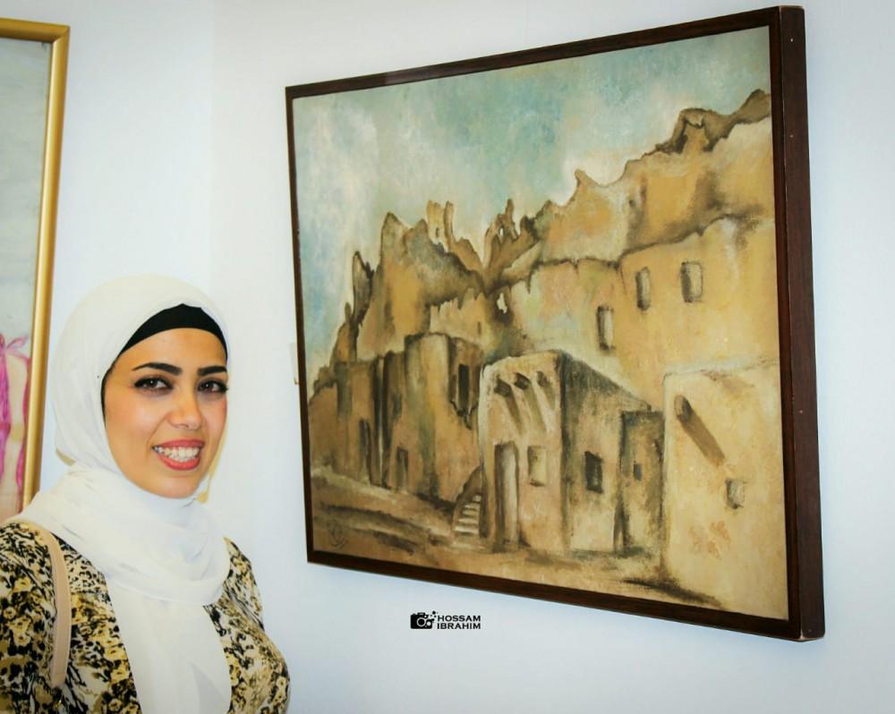 نادين صالح