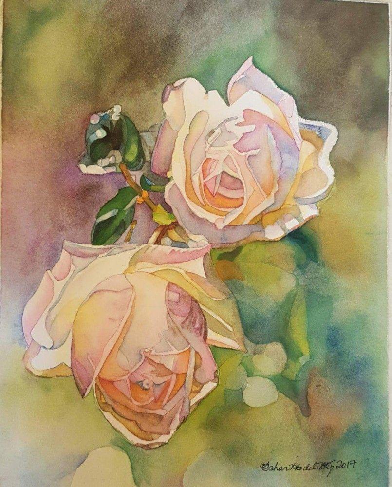 رقة الورد