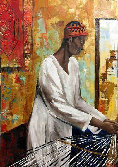 The Oriental Weaver