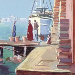 Fishing in Ezbet El Borg