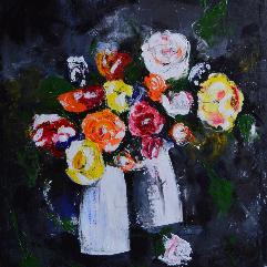 باقة أزهار