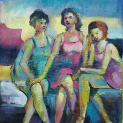 ثلاث نساء