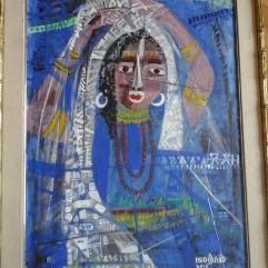 عروس النيل النوبي