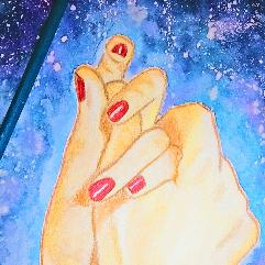 يداً بيد