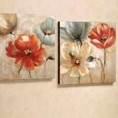 فن الورود