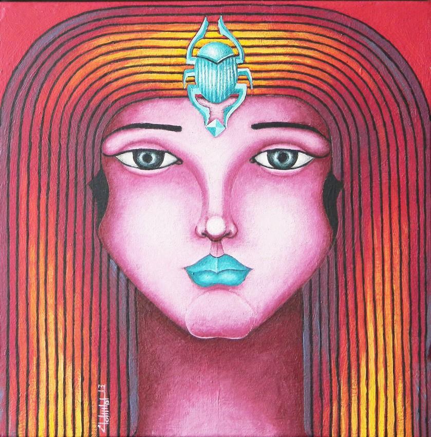 Egyptian Face