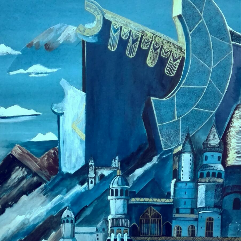 مدينة من وحى الخيال