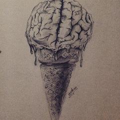 العقل المنصهر