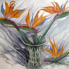 طبيعة صامتة الورود