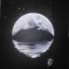 ضى القمر
