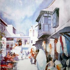 منظر من تونس