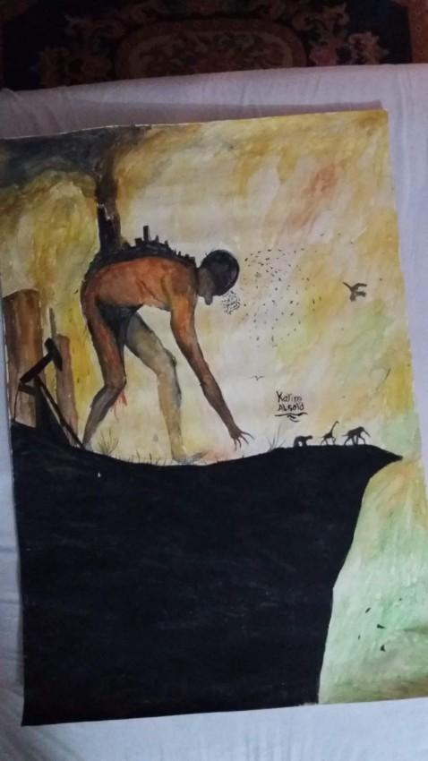 الانسان والحياه