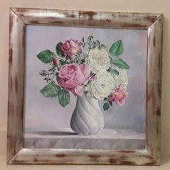 لوحة زهور ٢