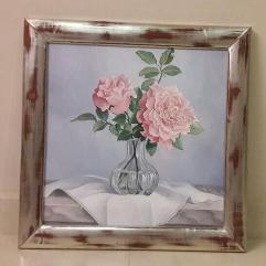 لوحة الزهور 3