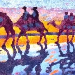 قافلة الصحراء