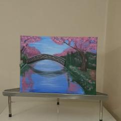 نهر الزهور