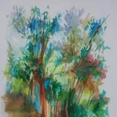 الطبيعة في الريف ٣