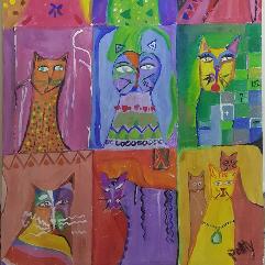 الفن الطفولى