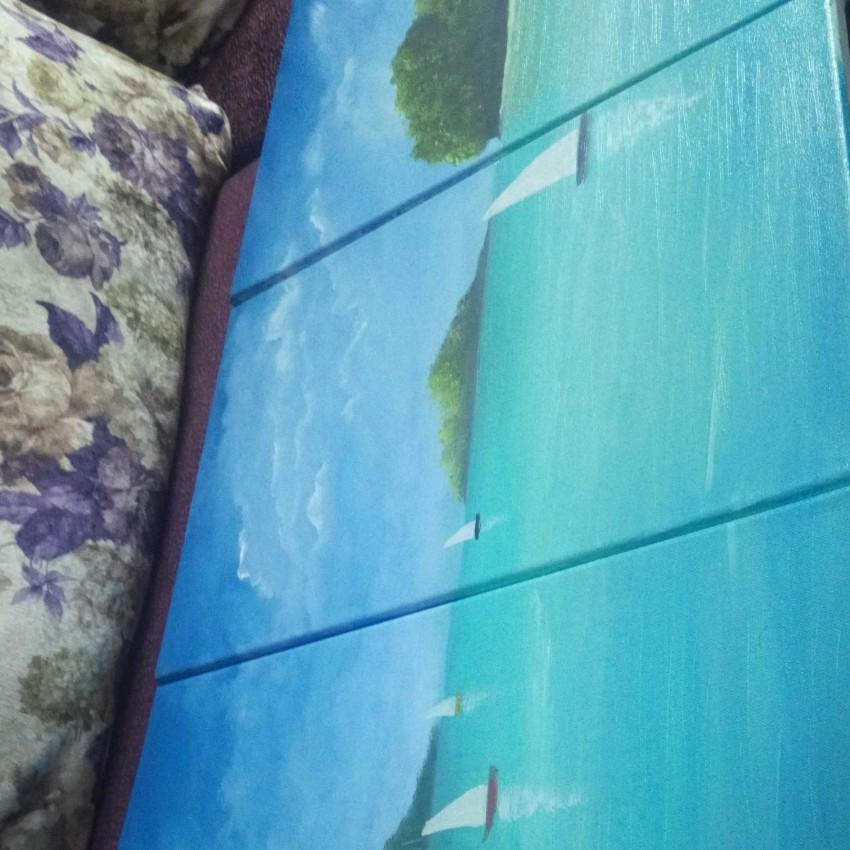 البحر التيركوازي