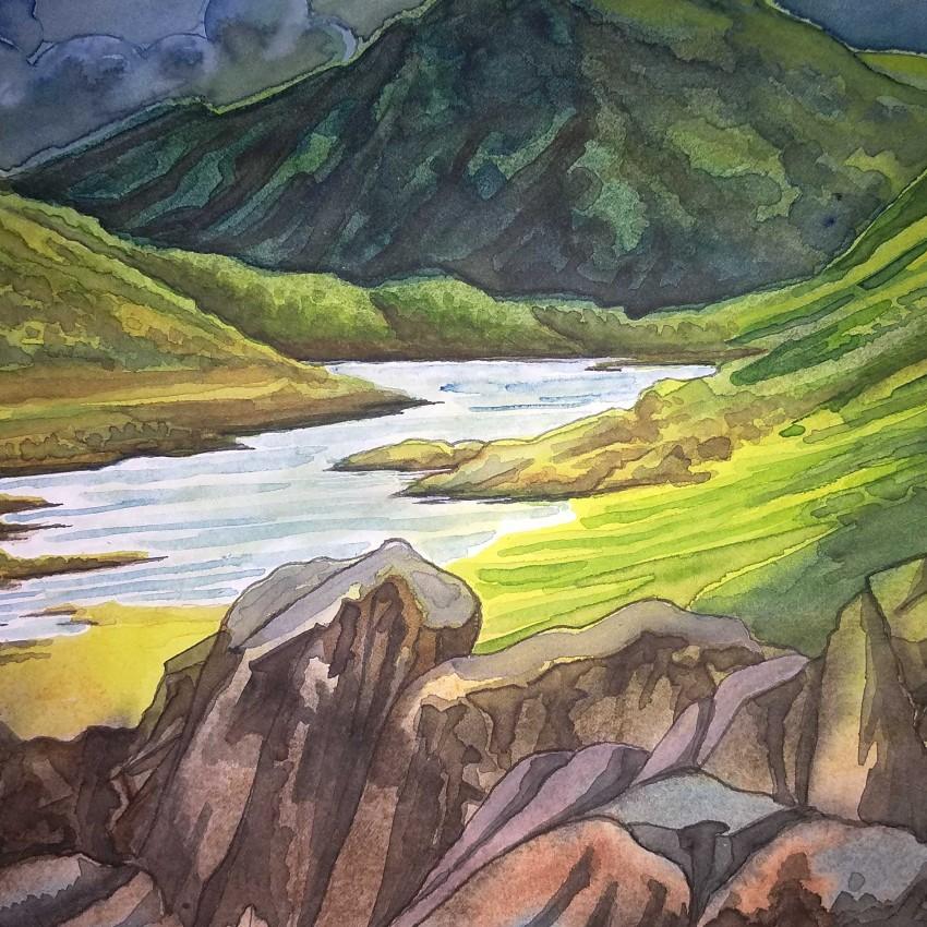 الطبيعة في نيبال