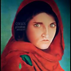 الفتاه الافغانية شرباتغولا