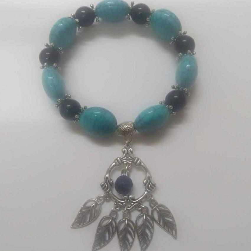 Colored Beads Bracelet 1