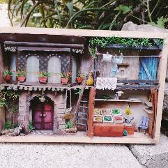 بيت ريفي قديم