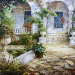 مدخل منزل جميل