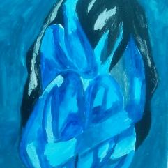 وحدة زرقاء