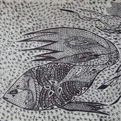 سمك المندالا