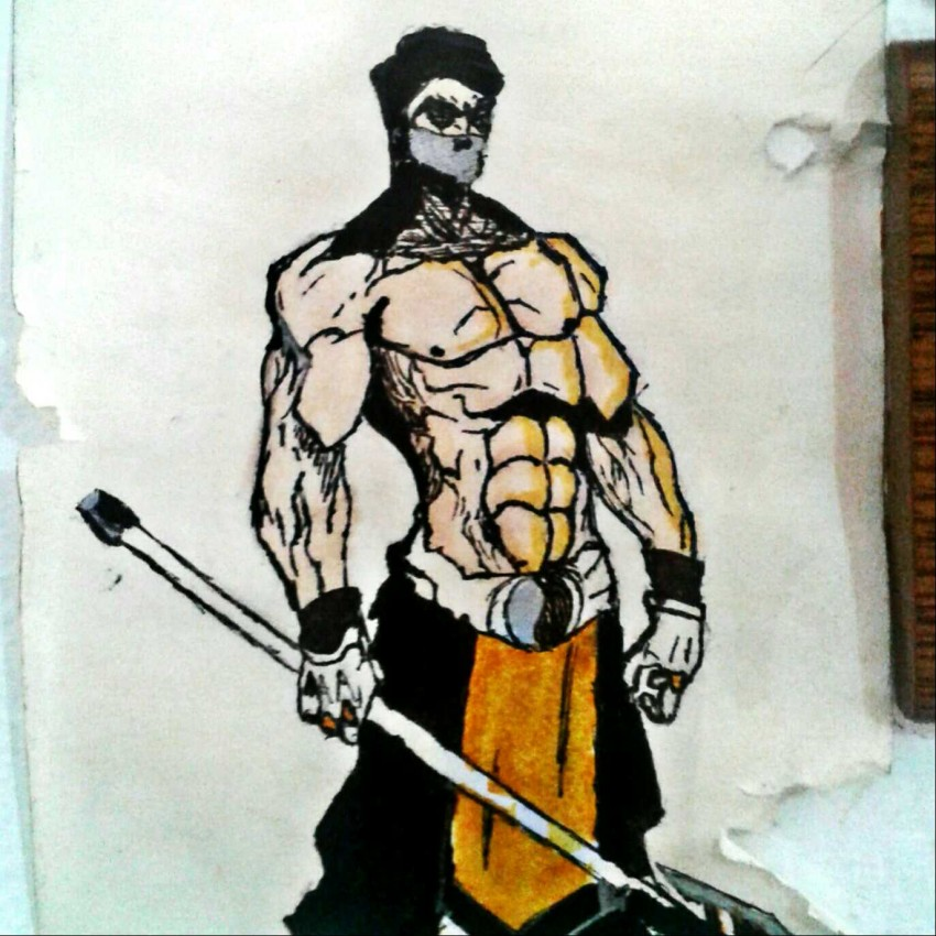 محارب ساموراى