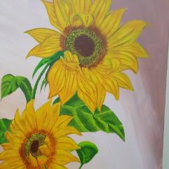 زهرة دوار الشمس