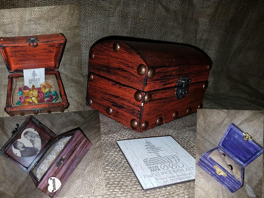 صندوق  شبكه  ومجوهرات