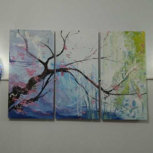 شجرة الربيع