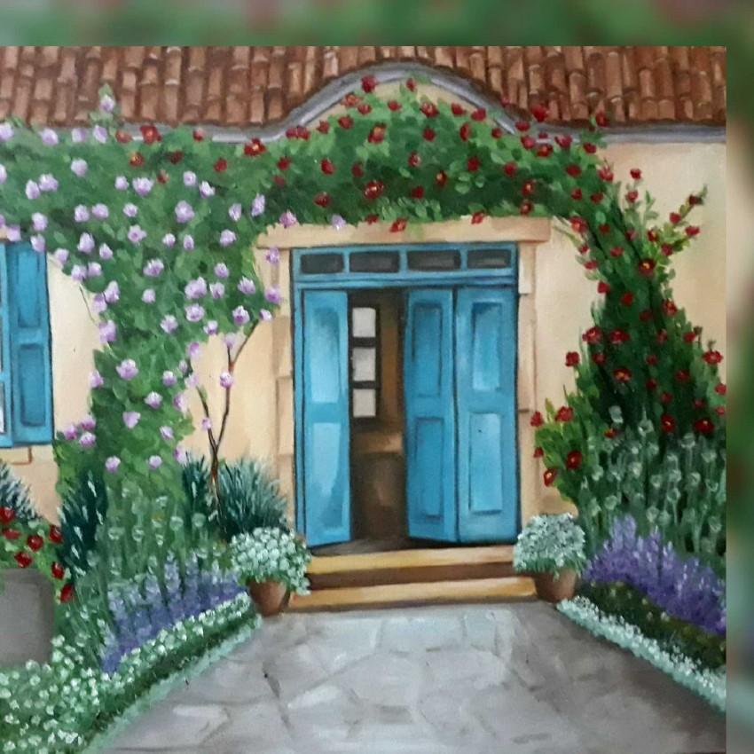 بيت الزهور