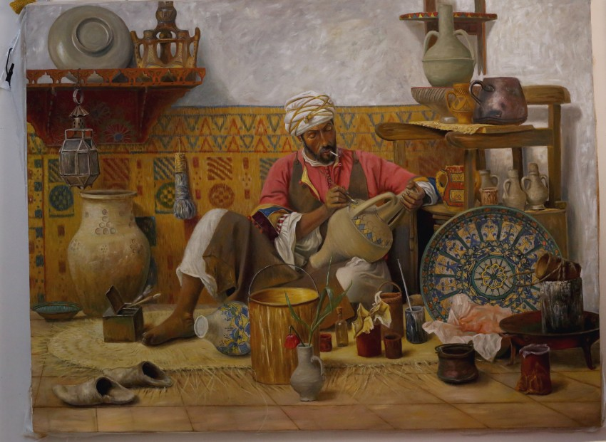 Orientalists'  Painting