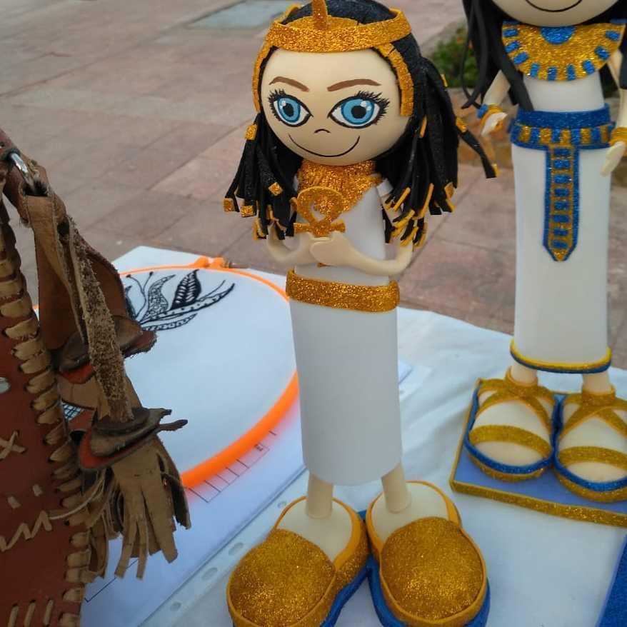 Cleopatra Doll