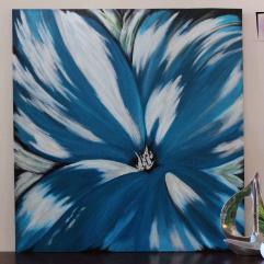 الوردة الزرقاء