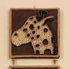 Giraffe  (String Art)