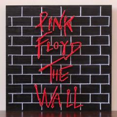 "Pink Floyd ""The Wall"" (String Art)"
