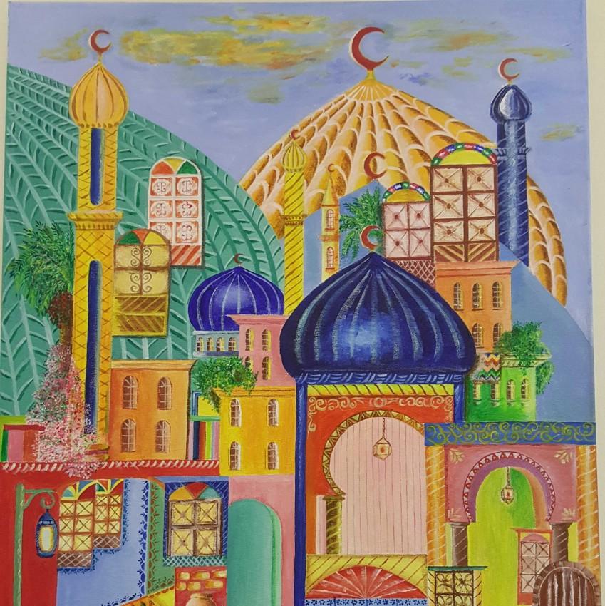 مساجد وبيوت