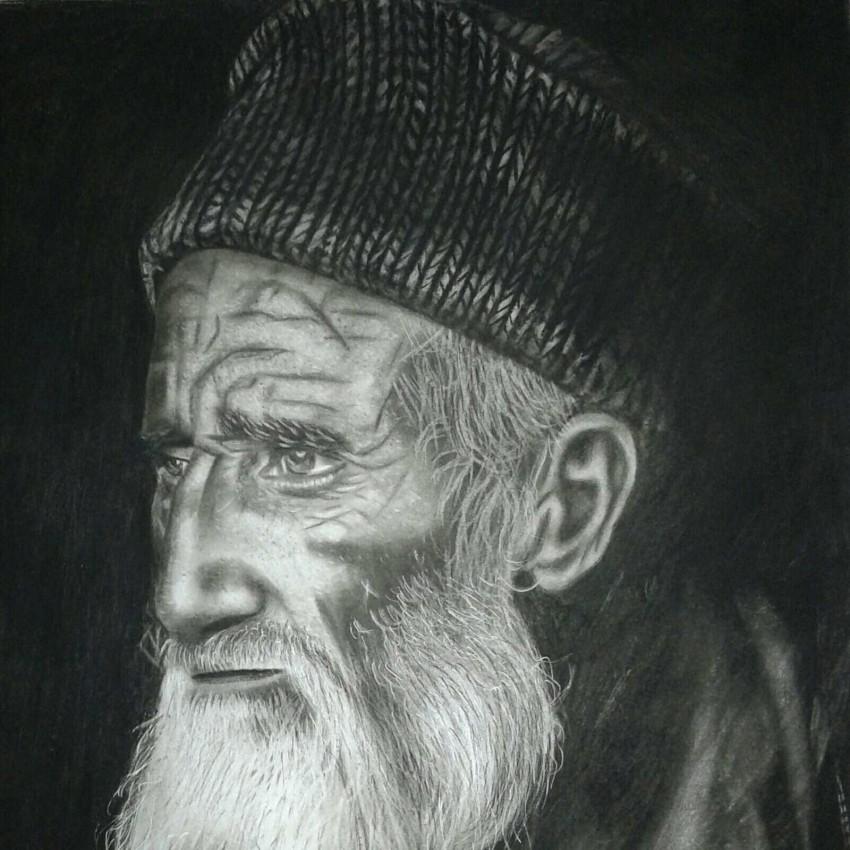 رجل عجوز