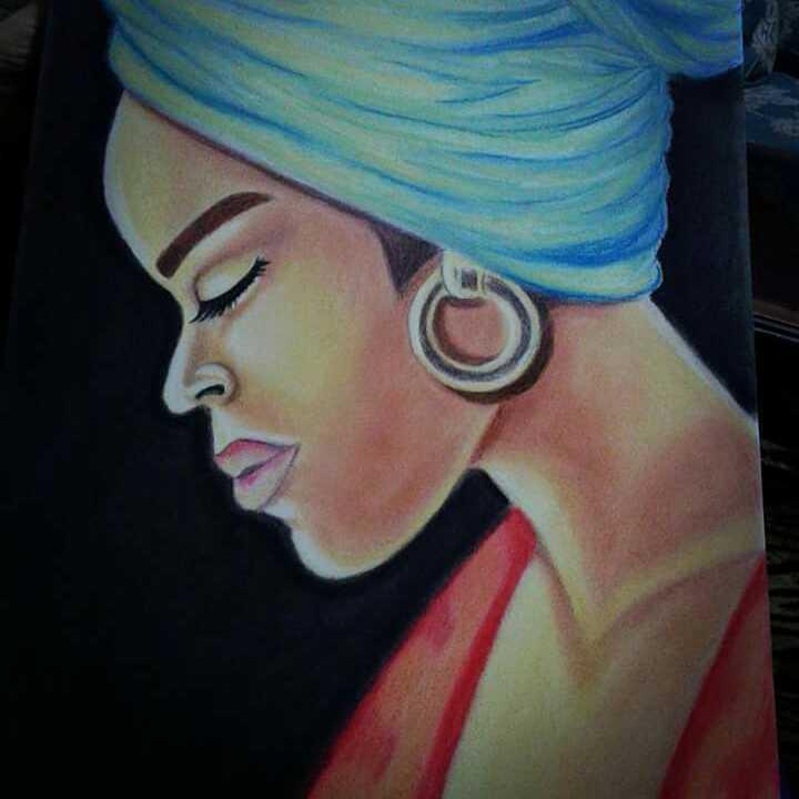 المرأة الإفريقية