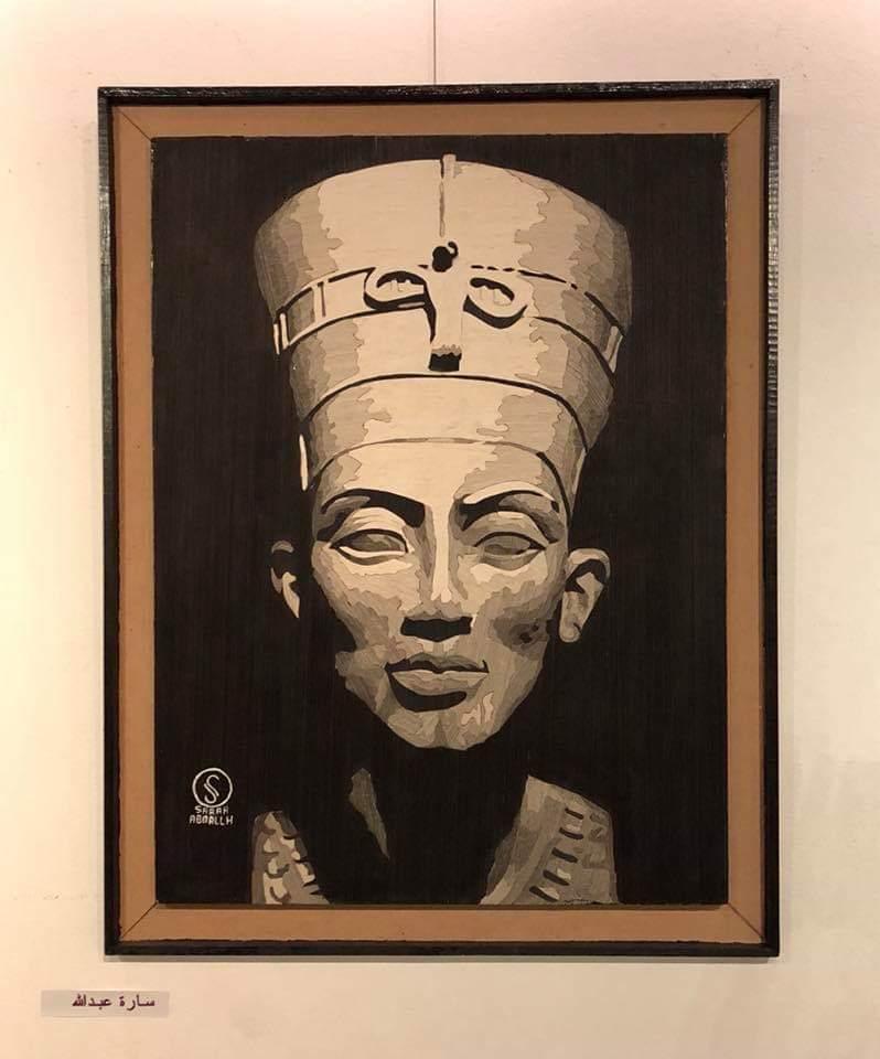 Nefertiti  (Wood Veneer)