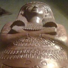 تابوت فرعوني ( فايبر جلاس )