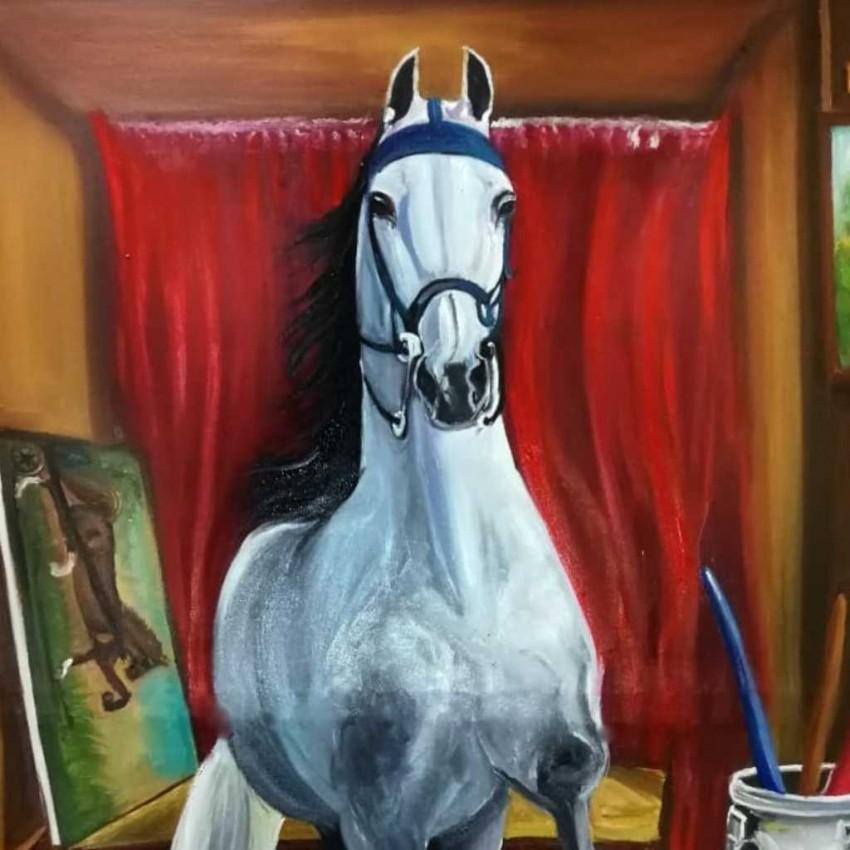 الحصان الراقص
